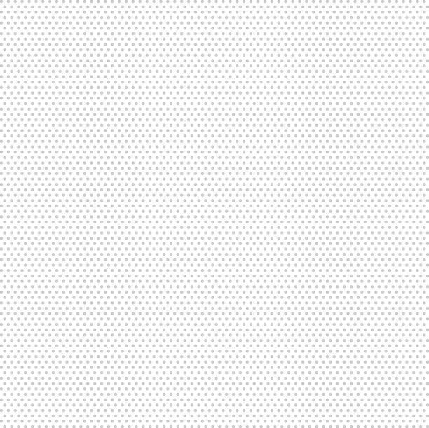 stockillustraties, clipart, cartoons en iconen met grijze stippen verloop op witte achtergrond - klein
