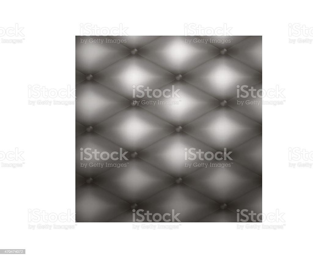 gray fabric vector art illustration