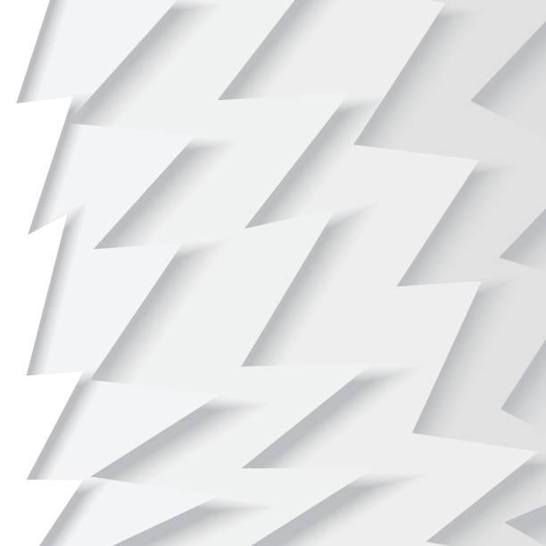 Gray geometric pattern vector art illustration