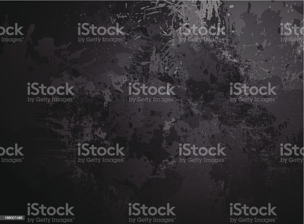 Gray grunge background royalty-free stock vector art