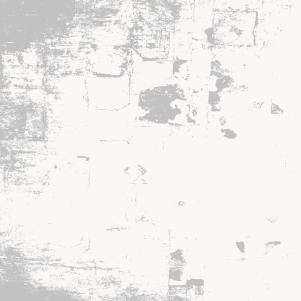 ilustrações, clipart, desenhos animados e ícones de cinza textura grunge - wall texture