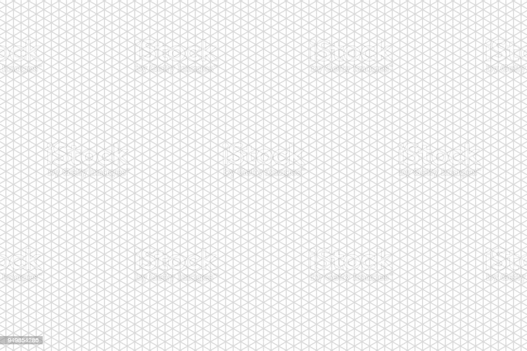 Gray isometric grid. Template for design.
