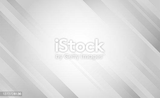 Gray lines oblique polygon modern tech minimal concept abstract background vector illustration
