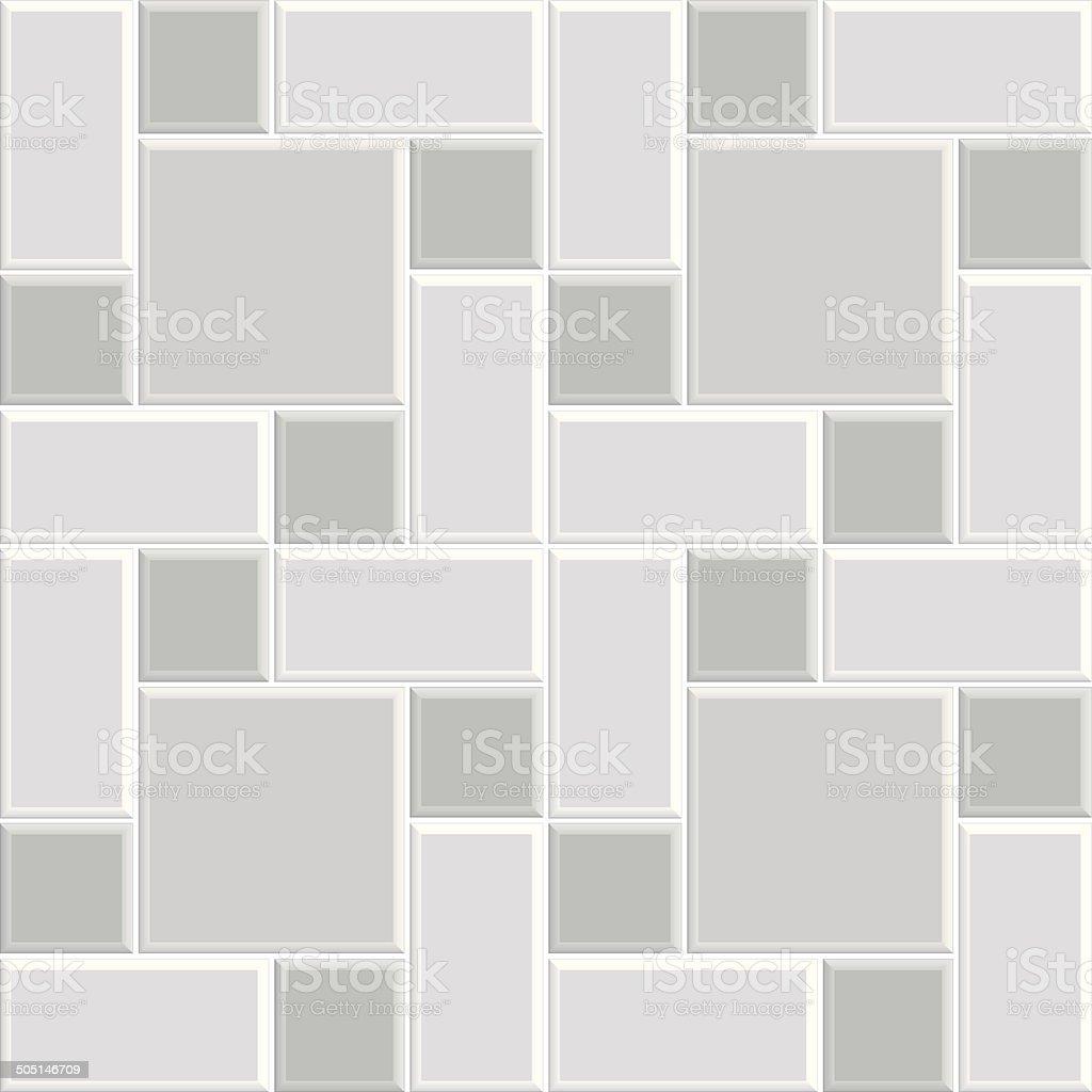 회색 패턴 타일 바닥 일러스트 505146709  iStock