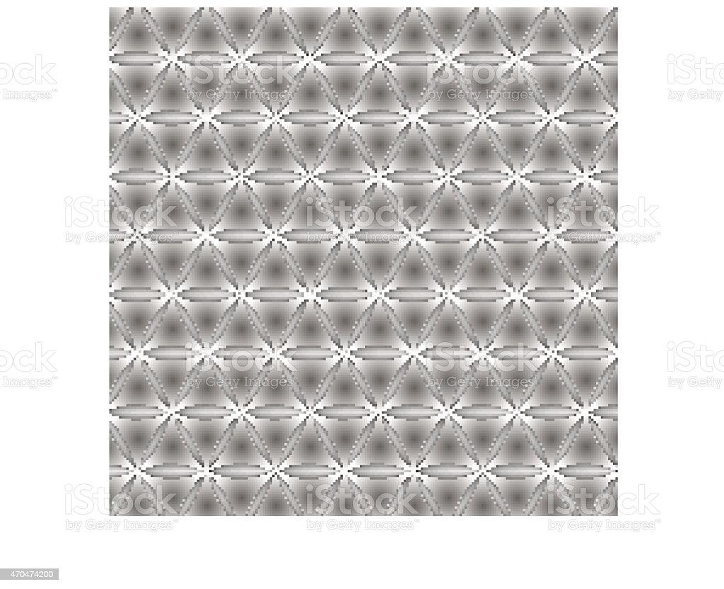 gray pattern vector art illustration