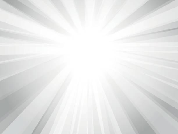 gray rays background vector art illustration