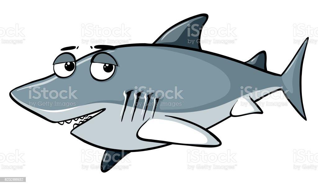 royalty free baby shark pictures clip art vector images rh istockphoto com shark clip art printable free shark clipart cute
