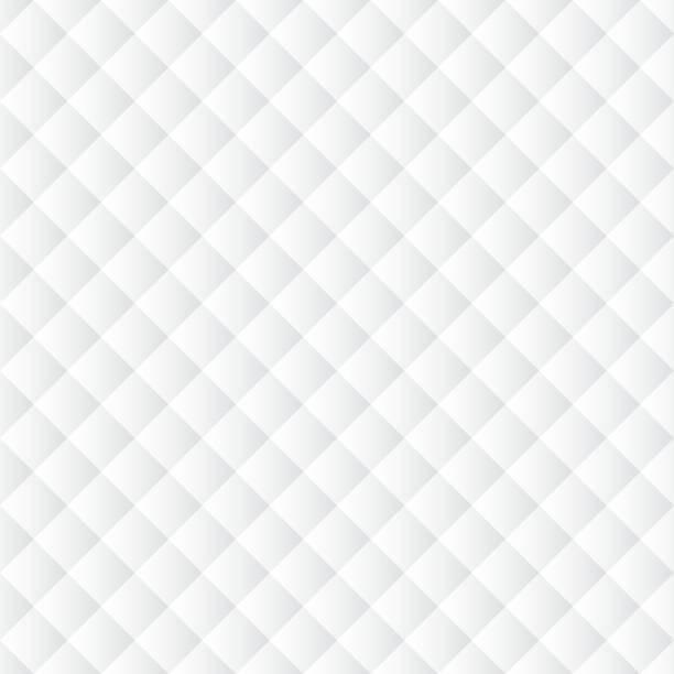 illustrazioni stock, clip art, cartoni animati e icone di tendenza di senza soluzione di continuità geometrica modello monocromatico - rombo