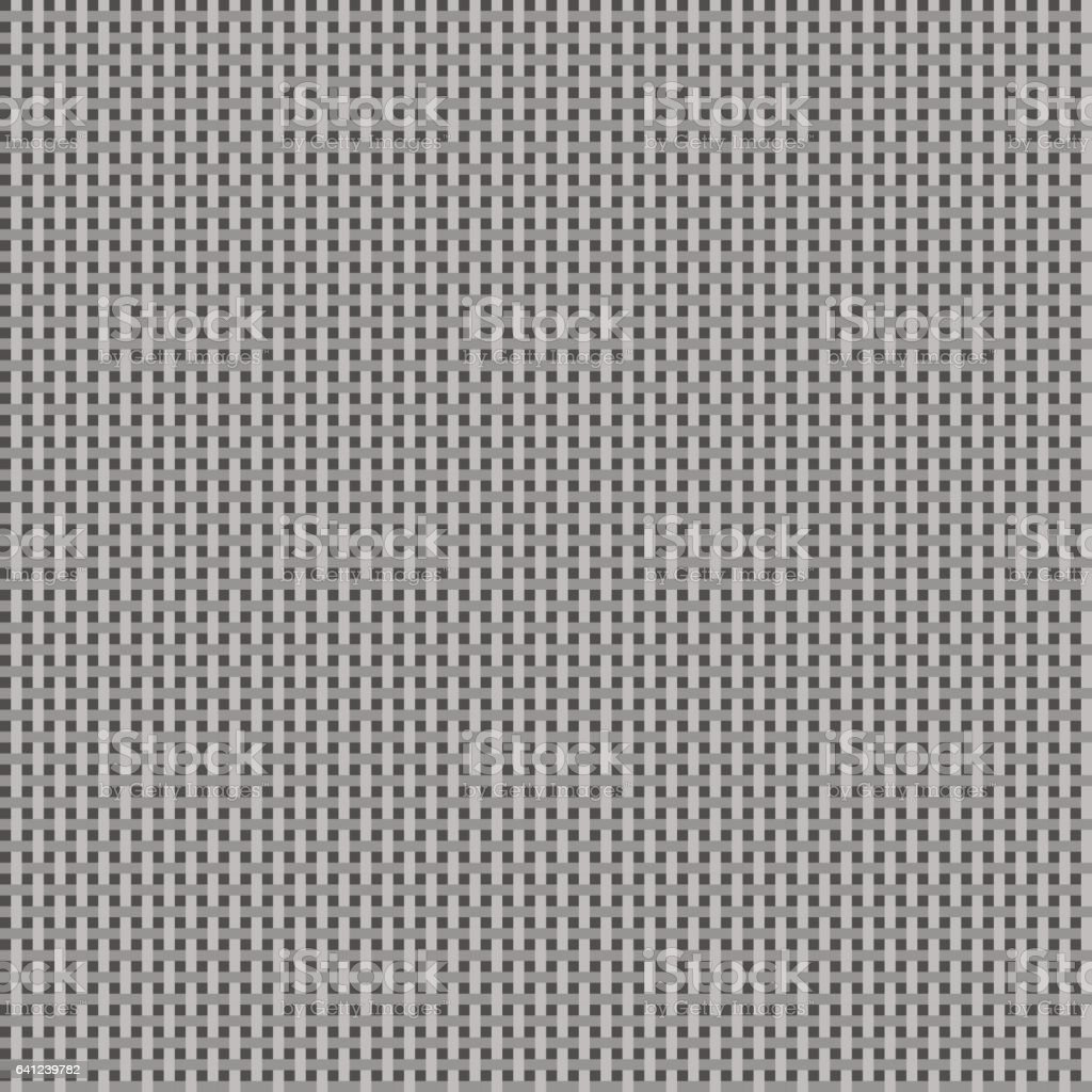 Knitting Texture Drawing : Gray woven canvas seamless texture stock vector art more
