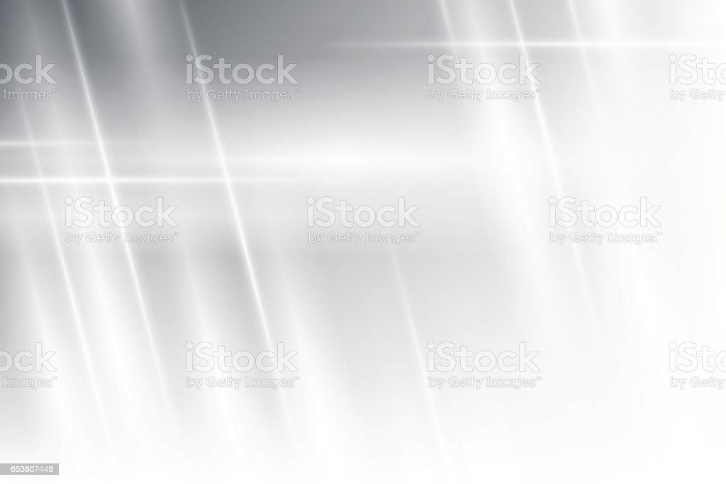 Grayscale light gradient background vector art illustration