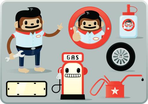 Greasemonkey Garage Elements
