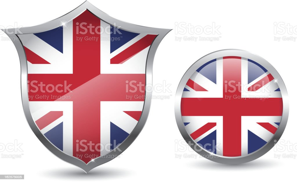 Great Britain royalty-free stock vector art