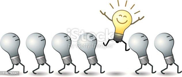 istock Great Idea - Positivity 118230041