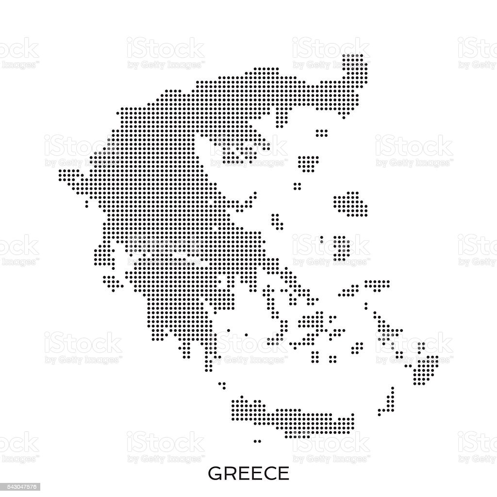 Greece dot halftone pattern map stock vector art more images of greece dot halftone pattern map royalty free greece dot halftone pattern map stock vector art gumiabroncs Images