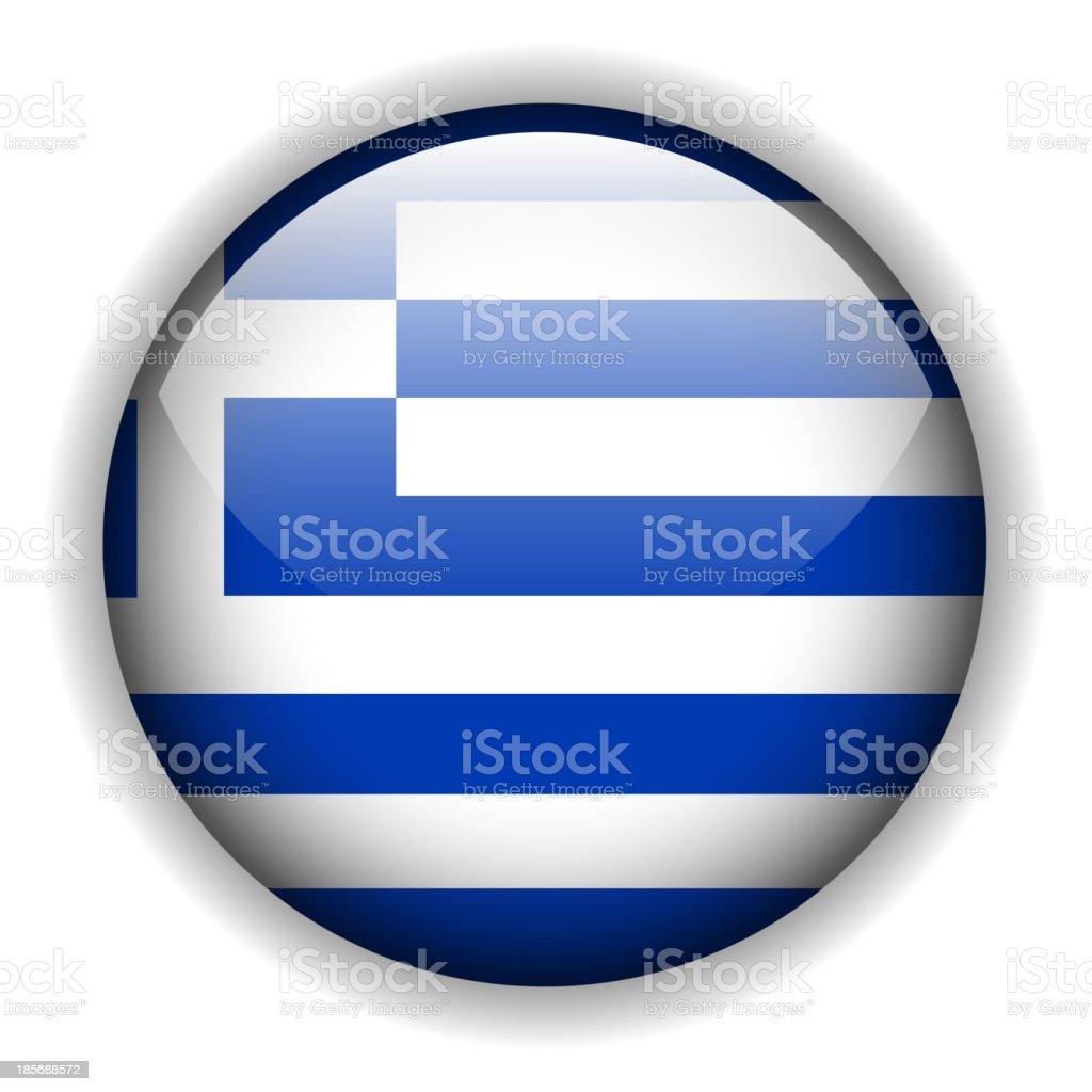 Greece flag button, vector royalty-free greece flag button vector stock vector art & more images of authority