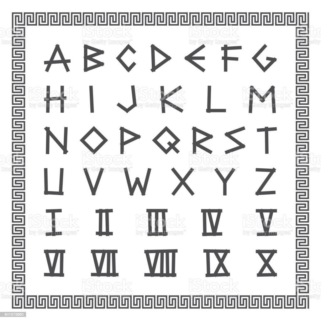 Ancient Latin To English 20