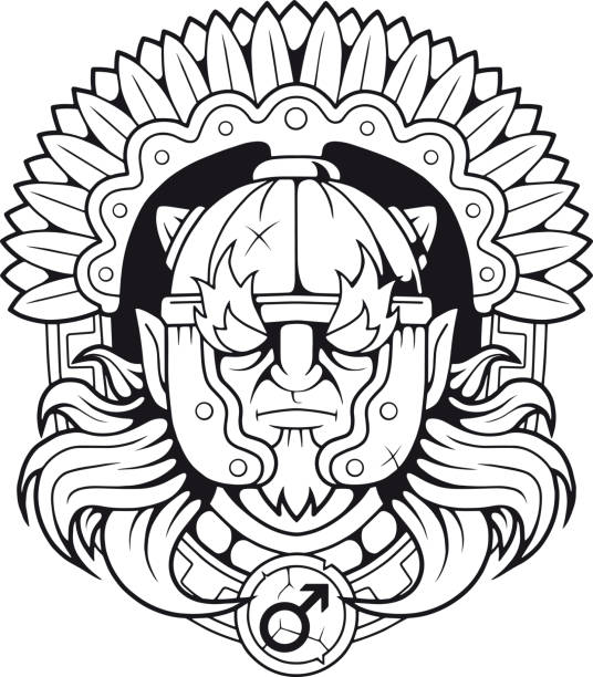 Royalty Free Ares Clip Art Vector Images Illustrations Istock