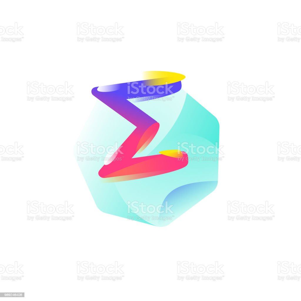 Greek Letter Sigma Logo Sign Vector Illustration Mathematical Symbol