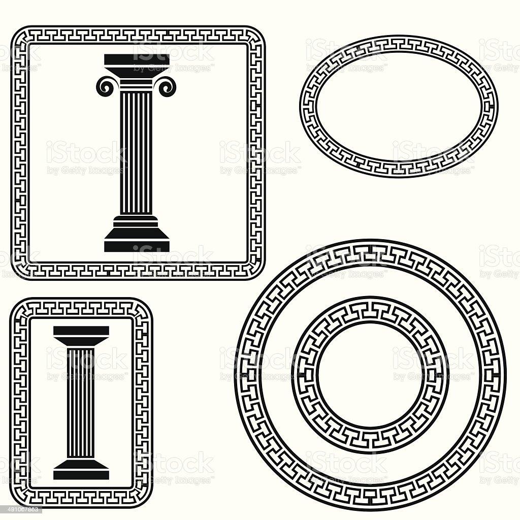 Important greek symbols image collections symbol and sign ideas greek symbols stock vector art more images of ancient 491067863 greek symbols royalty free greek symbols biocorpaavc