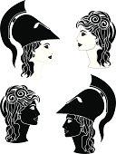 greek woman profiles