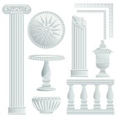 Greek/Roman Architecture Elements