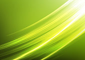 Green Abstract background,Light and Shiny concept,design for template,business and Wallpaper,Vector,Illustration.