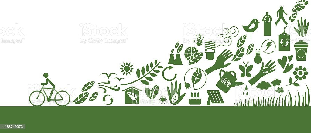 Green action royalty-free green action stock vector art & more images of activity