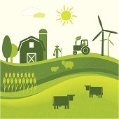Green Agriculture (GreenWorld Series)