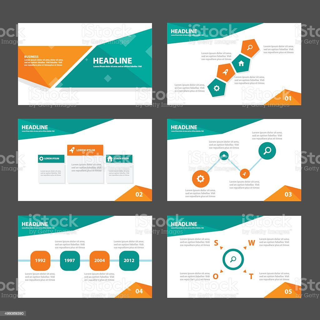 colorful multipurpose infographic elements presentation template, Powerpoint templates