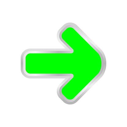 Free Download Of Right Arrow Blue Symbol Clip Art Vector Graphic
