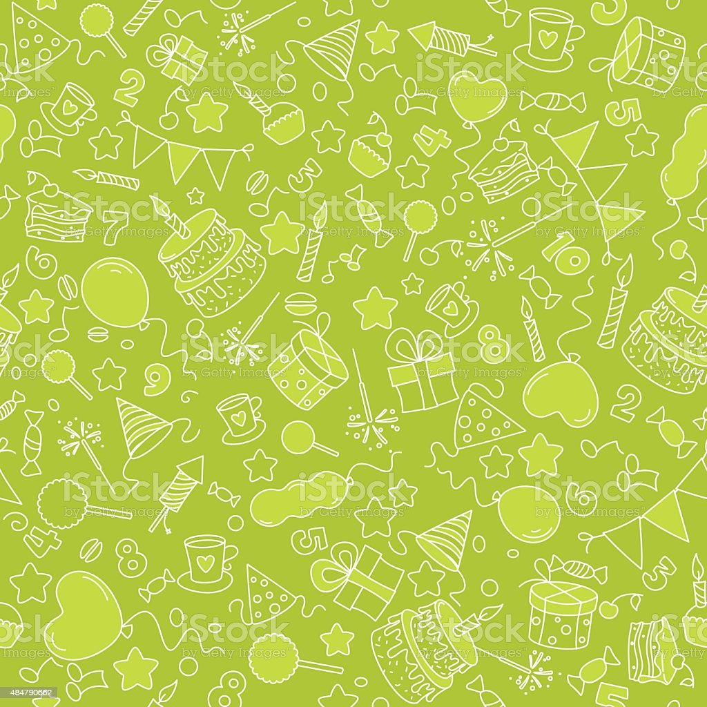 Cool Wallpaper Green Birthday - green-background-birthday-vector-id484790662  Pictures_161965 .com/vectors/green-background-birthday-vector-id484790662