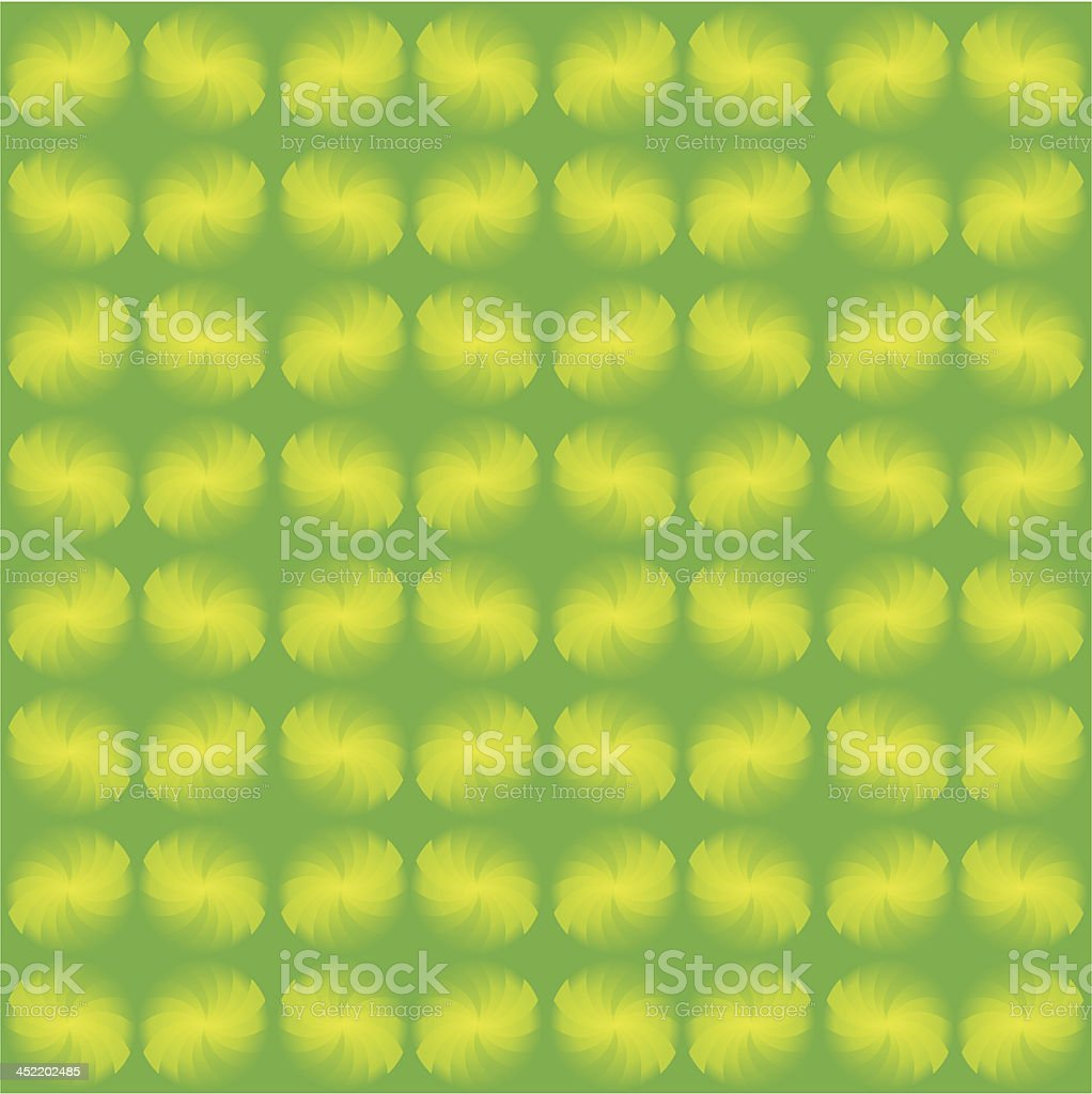 Green background pattern royalty-free stock vector art