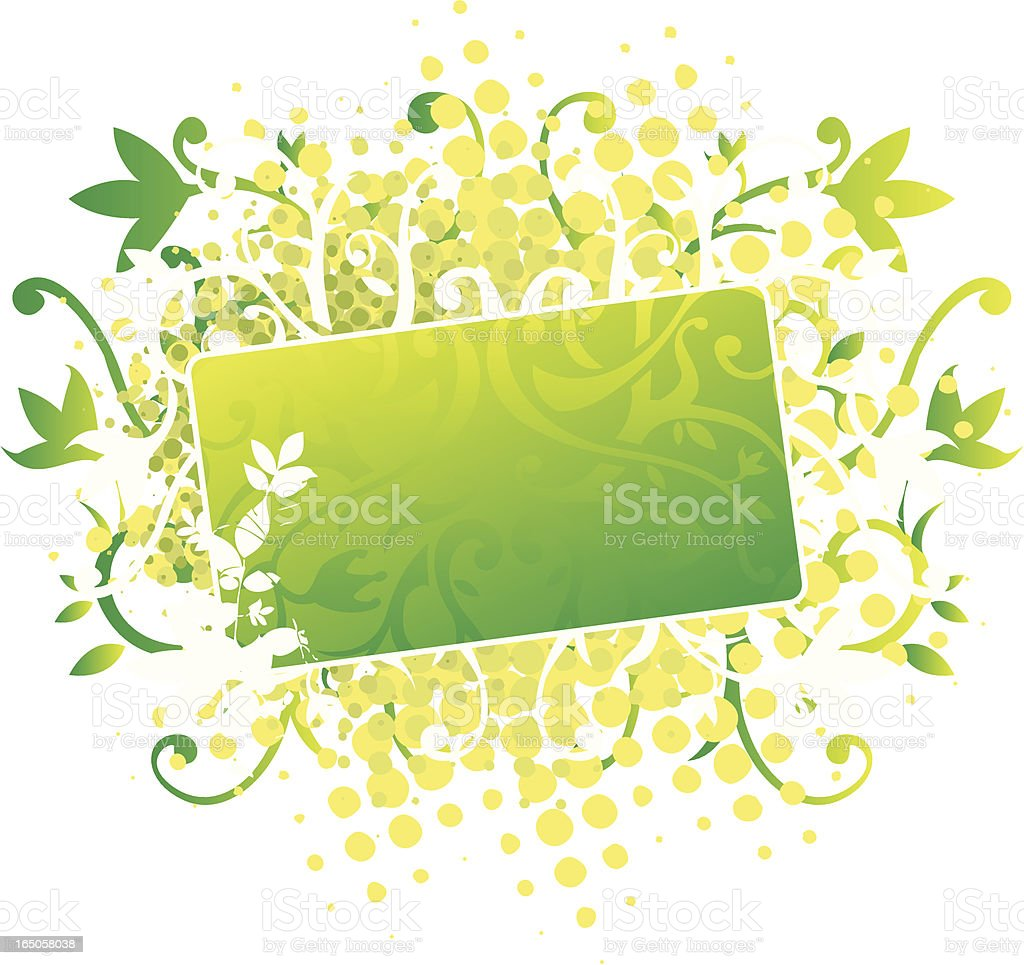 Go Green Banner Stock Illustration Download Image Now Istock