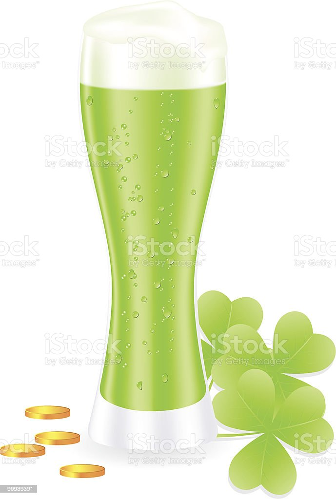 Green beer royalty-free green beer stock vector art & more images of alcohol