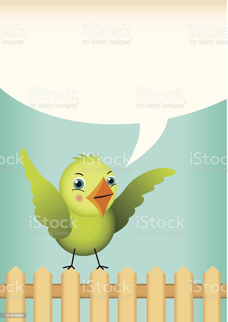 Green bird tag label royalty-free green bird tag label stock vector art & more images of animal