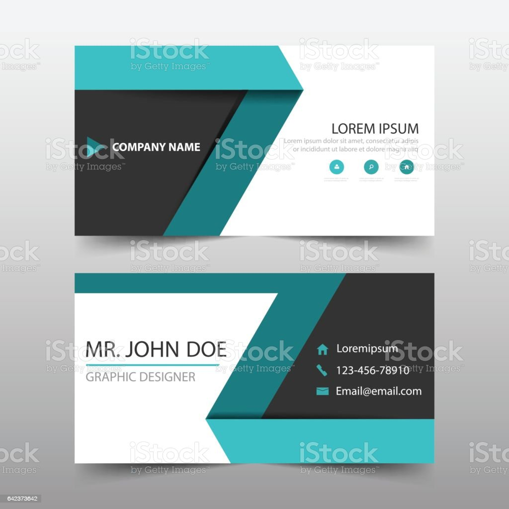 Green black corporate business card header template flat design set green black corporate business card header template flat design set green black corporate business card header reheart Choice Image