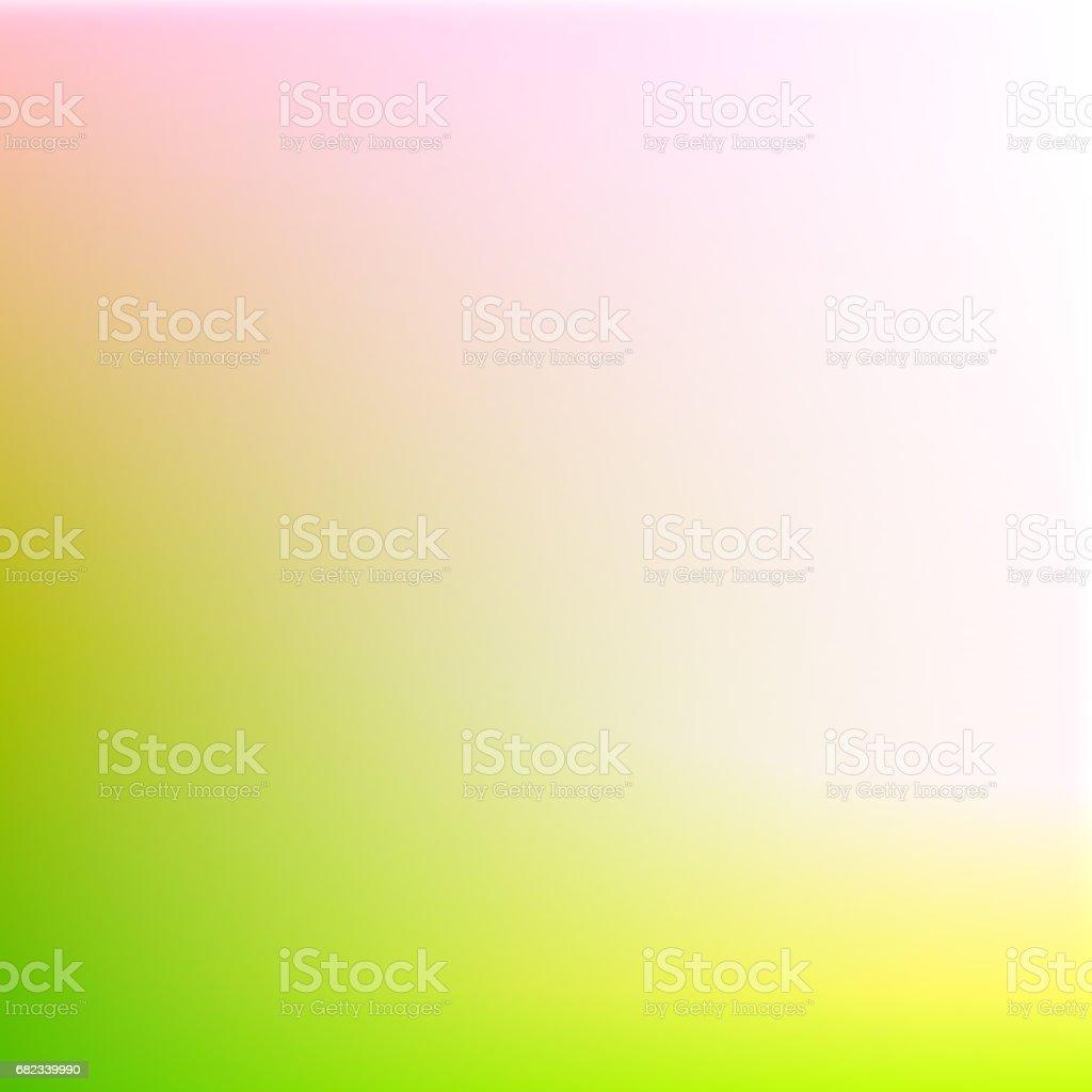 Green blurred background and sunlight. Vector abstract shiny backdrop green blurred background and sunlight vector abstract shiny backdrop - stockowe grafiki wektorowe i więcej obrazów barwne tło royalty-free