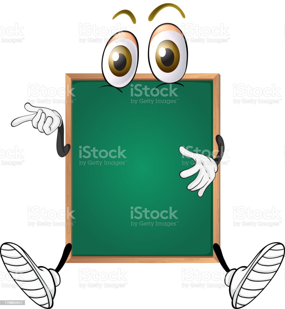 green board royalty-free green board stock vector art & more images of blackboard