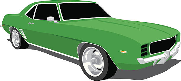 Best Camaro Illustrations, Royalty-Free Vector Graphics ...