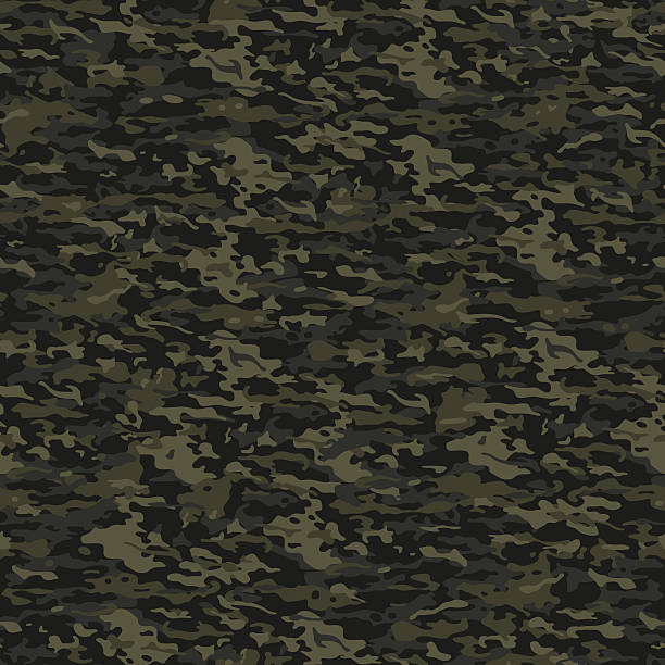 green camouflage pattern - 偽裝 幅插畫檔、美工圖案、卡通及圖標