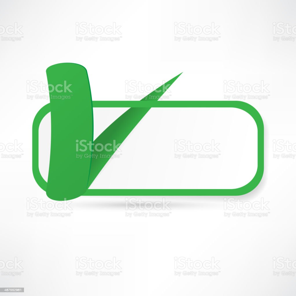 Green check box with check mark royalty-free green check box with check mark stock vector art & more images of agreement