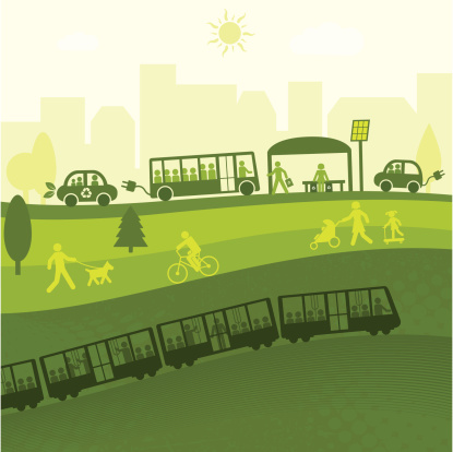 Green City Life(Green World Series)