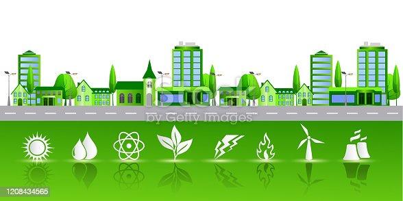 istock Green City 1208434565
