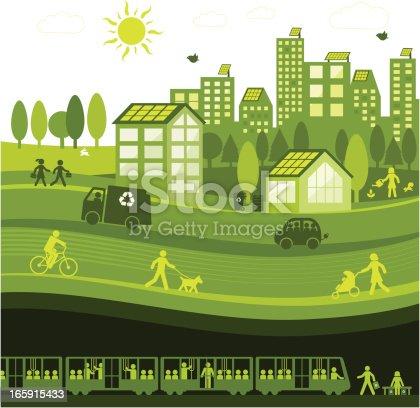 istock Green City 165915433