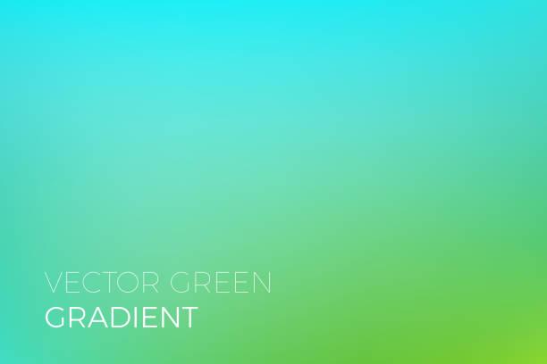 Grüne Farbe Verlaufshintergrund Vektor Hintergrund Design Vorlage Eco Natur Ökologie – Vektorgrafik