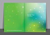 Green Cover design