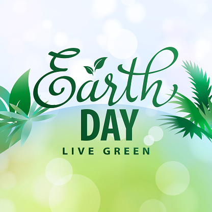 Green Earth and Plant