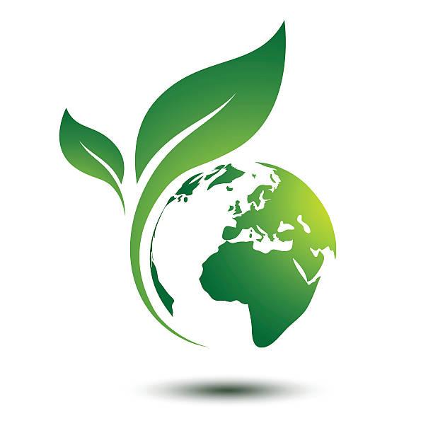 ilustrações de stock, clip art, desenhos animados e ícones de terra verde - green world