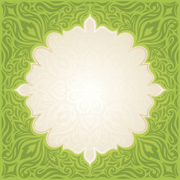 mandala ostern stockvektoren und grafiken  istock