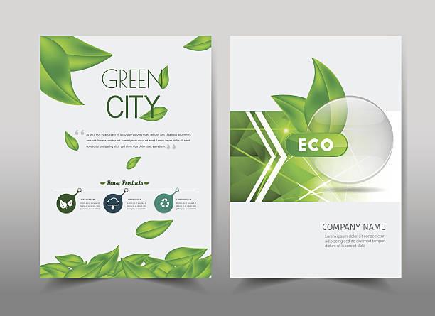illustrations, cliparts, dessins animés et icônes de green ecology design on background - desastre natural